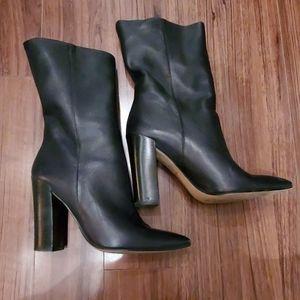 Dolce Vida midi boots